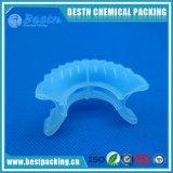 PP CPVC de HDPE PE PVDF Rpp Intalox monturas de plástico