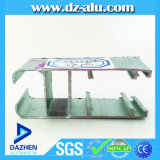 Heet verkoop het Profiel van de Uitdrijving van het Aluminium van het Frame 6063-T5 van &Doors van de Vensters van het Aluminium van Guinea