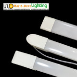 Nueva y elegante Outlook IP44 36W luz del tubo lineal LED