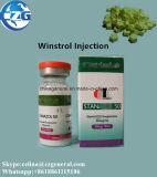 근육 얻기를 위한 신진대사 스테로이드 환약 & 기름 Stanzol Winstrol 현탁액