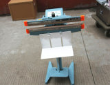 Máquina de aluminio del lacre del pedal para leche en polvo (PSF-450*2)