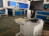 машина маркировки лазера волокна 30W для алюминиевой плиты