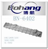 Oruga S6K 200b 320 del recambio del motor de Bonai cubierta del refrigerador de petróleo 3006 320L (5L-7692)