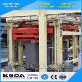 自動AACのブロック機械プラント機械装置