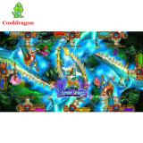 Máquinas de juego de Gmae de la arcada de la máquina de los pescados del dragón del rey 2 trueno del océano