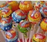 Alta velocidad de giro sencillo Lollipop Máquina de embalaje