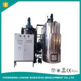 Usine de réutilisation utilisée de pétrole de moteur/système de rebut de régénération d'huile à moteur
