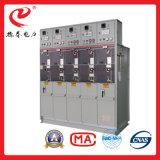 12kv completamente ha isolato l'apparecchiatura elettrica di comando completamente isolata compatta di Gis Sf6 dell'apparecchiatura elettrica di comando