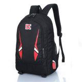 De modieuze Zwarte Nylon Laptop van de School Rugzak van de Reis van Sporten