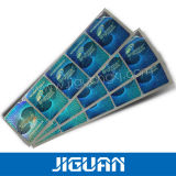 Стикер Hologram листа Анти--Фальшивки 3D изготовленный на заказ популярного типа подлинный