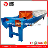 Presse hydraulique de filtre à plaque de membrane de la Chine pour l'oxyde métallique