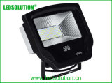luz de inundación de la iluminación LED de la publicidad al aire libre del precio de fábrica 50W
