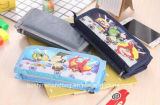 バルク卸し売り漫画の印刷の男の子の筆箱袋