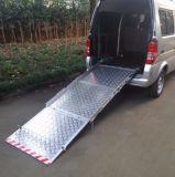 Руководство по ремонту Руководство по ремонту с плавным регулированием скорости инвалидных колясок складная инвалидная коляска для фургона (BMWR-3)