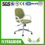 Silla cómoda durable de la oficina de la tela con los apoyabrazos (OC-83)