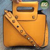 Bolsa do Tote do desenhador das mulheres dos sacos de ombro de Cinta da forma da senhora Longo Encher feita em Guangzhou Sh162
