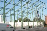 Estructura prefabricada del marco de acero para el edificio del taller