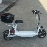 Ce aprobada adulto sin escobillas inusual Motorreductor Scooter eléctrico de 2 ruedas