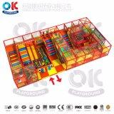 Классический детский крытый пластиковые игровая площадка для детей школьного супермаркет торговый центр