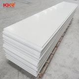Superficie solida bianca del ghiacciaio di pietra artificiale di Kkr (180125)