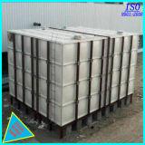 Fabricant du réservoir de stockage GRP pour l'eau contenant de l'eau