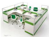 China-Büro-Möbel-kundenspezifische modernes Büro-hohe Partition (SZ-WS168)