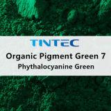 صبغ عضويّة خضراء 7 لأنّ بلاستيك ([فثلوسنين] اللون الأخضر)