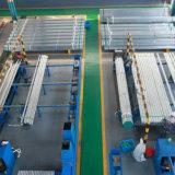 Galvanisiertes Stahlbaugerüst-Rohr der Qualitäts-ERW Kohlenstoff für Aufbau