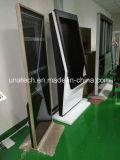 Informations-Kiosk LCD-Spieler-Bildschirm-Videodarstellung des Fußboden-65inch stehender
