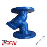 Flacher Typ Grobfilter der ANSI-Kategorien-125 des Flansch-Y der Größe 3 Zoll