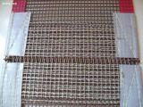 Buon nastro trasportatore rivestito di teflon non tossico della maglia della vetroresina di resistenza alla trazione PTFE