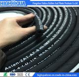 Glatt machen/Tuch-Oberfläche geprägter hydraulischer Schlauch En853 2sn