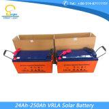 150Ah pour le système solaire de la batterie