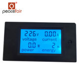 Pzem-061 AC 80-260V 100uma corrente de tensão 4 em 1 Medidor do Painel digital de Energia Energia+CT da bobina