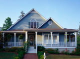 Hermosa casa prefabricada montaje rápido