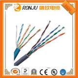 Изолированный из силиконового каучука высокой температуры электрические кабели и провода