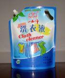口の袋の洗浄液体