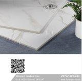 Строительный материал белого цвета с остеклением мраморные стены и пол плиткой (600x600мм, VRP6D023)
