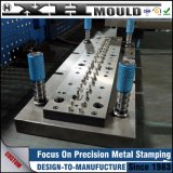 OEM на заказ высокое качество латуни листовой металл штамповки деталей