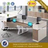 Ecktisch angebrachte eindeutige Art BV, die Büro-Schreibtisch (HX-8N0192, überprüft)