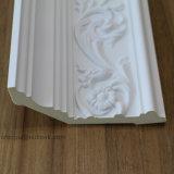 Прессформы кроны Hn-8049 полиуретана белые декоративные