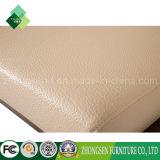 Poltrona di cuoio sintetica di legno della presidenza di salotto del fornitore della Cina da vendere