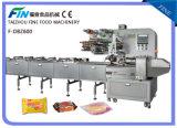 Полноавтоматические подавая конфета шоколада и машина упаковки подушки еды