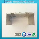 Profil personnalisé d'alliage de l'aluminium 6063 de couleur de bâti d'entrée principale