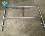 Low MOQ Customized Production Frame Scaffolding System Construction