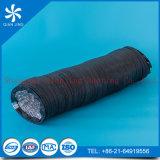 Condotto di aria flessibile nero di PVC+Aluminum per ventilazione dell'aria