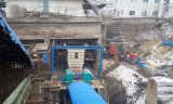Écrasement de la station de broyeur de roulis de centrale pour le schiste pétrolifère de charbon de pierre à chaux