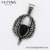 Monili artificiali di ultimo disegno di 33564 Xuping, pendente dell'acciaio inossidabile, pendente d'argento dell'aquila