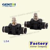 Управление скоростью Lsa воздушный шланг клапана управления дроссельной заслонкой пневматической установки