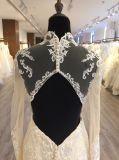 中国のアイボリーのレースの人魚の花嫁衣装のウェディングドレス
